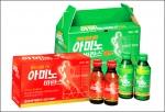 10종 아미노산 함유 음료' 아미노 바란스' 신발매