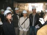 지난 7일부터 11일까지 일본 동경 라이온즈 타워 현장에서 신입사원 49명이 맞춤식 해외연수를 실시하고 있는 모습