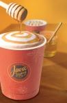 정통 에스프레소 전문점 자바 커피(Java Coffee, 대표 김상후)는 갑자기 더워지는 날씨로 기력이 쇠하기 쉬운 초여름을 맞아 5월 1일, 달콤한 꿀이 들어간 '허니라떼'를 새롭게 출시하고 프로모션을 진행한다.