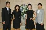 새로 제작된 다양한 유니폼 모습. 좌로부터 남상담사 춘추복, 여상담사 춘추복, 여도우미 하복, 여도우미 춘추복
