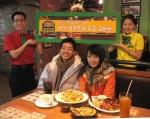 패밀리 레스토랑 우노, 스키어들을 위한 '스키 마케팅' 실시