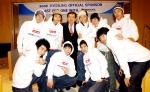 효성은 21일 마포 본사에서 B-boy팀 '라스트 포 원(Last For One)'과 공식 후원 계약을 체결했다.