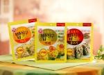 오뚜기가 밥을 간편하고 맛있게 즐길 수 있는'오뚜기 밥친구'3종(불고기, 카레, 치즈)을 새로이 출시하였다.