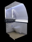 보잉社, 787기종의 향상된 편의시설 공개