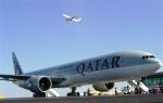 보잉, 카타르항공에 777-300ER인도 경축 기념식 가져