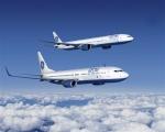 보잉,  GE상업항공서비스와 항공기 55대 계약