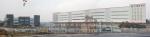 지난 15일 준공된 형지어패럴의 '형지통합물류센터' 전경