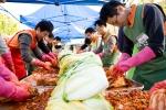 한화건설, 김장 3,000포기 담아 저소득층 100가구에 전달