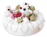 배스킨라빈스, X-mas 아이스크림 케이크 출시 및 눈사람 모자 증정