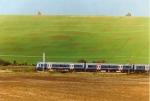 달리는 영국 열차