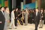 ▲ 지난 5일 서울 코엑스 오디토리움에서 열린 '제14회 환경의 날 기념식'에서 대통령 표창을 받고 있는 환실련 이경율 대표 외
