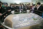 서울대 Global Plant Engineering 강좌(CEO특강) 수강생 일행 두산중공업 방문