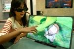 LG디스플레이가 세계최초로 출시한  Full HD 해상도 모니터용 23인치 3D LCD (셔터안경식)