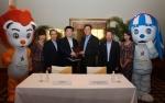 싱가포르항공-싱가포르청소년올림픽게임조직위원회 스폰서십 협약 체결