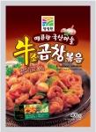 대상FNF, 매콤한 국산마늘로 맛을 살린 '청정원 소곱창볶음' 출시