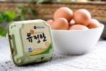 친환경 농장에서 HACCP 인증 사료를 먹고 자란 닭이 낳은 오늘먹는 계란 (유정란)