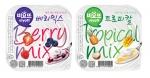 서울우유, 과일잼이 가미된 비요뜨 신제품 2종 출시