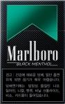 한국 필립모리스, 말보로 블랙 멘솔 출시