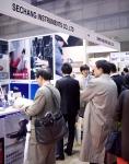 세창인스트루먼트 일본 전시회 사진