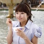 서울우유, 탤런트 '서우' 비요뜨 신규 모델로 발탁