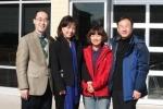 정성욱 교수(맨 왼쪽)과 이번 워크샵을 준비한 임종구 목사(맨 오른쪽) (사진제공: 뉴로넥스)