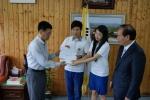 경기지역 일대 중학교 재학생, 굿프랜드지역아동센터에 기부