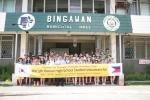고양시청소년국제봉사단, 필리핀에서 '청국장(靑國場)프로젝트' 성공적 수행