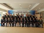 회의참석 한중일 인재서비스기관및단체참석자들의 기념촬영 (사진제공: 한국HR서비스산업협회)
