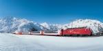 스위스 관광열차, 빙하특급