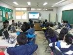 '알코' 국립구미전자공고서 로봇캠프 개최