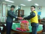 대전문지중학교, 굿프랜드지역아동센터 '사랑더하기 희망나눔 캠페인'에 참여 사랑 실천