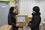 고양시자원봉사센터, 2011 설날 희망물품 나누기 사업 진행