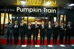 코레일관광개발, 커피전문점 '펌킨 트레인' 오픈