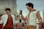 2PM, 코카-콜라 광고에서 '행복돌'로 변신