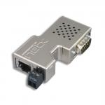 netLINK PROXY는 PROFIBUS Connector와 RJ45 Connector를 함께 내장하여, PROFIBUS DP-Slave를 어떠한 상위 PROFINET 네트워크로도 통합할 수 있는 제품으로 24VDC의 연결만으로 구동이 가능한 제품이다.