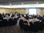 더존비즈온은 한국마이크로소프트와 함께 27일 세종호텔에서 '대외공시 통합관리 시스템' 공개 세미나를 개최했다.
