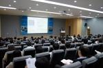 더존비즈온과 인텔코리아가 23일 공동으로 개최한 '경영정보화 혁신방안 세미나'가 기업 경영진 및 정보시스템 실무 담당자 100여 명이 참석한 가운데 성황리에 개최됐다.