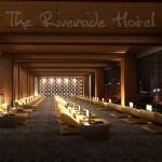 더 리버사이드 호텔 '24시 남성 스파·사우나' 8월말 오픈