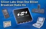 실리콘랩, 혁신적인 디지털 아키텍처 기반 방송 라디오 IC 공급 10억 개 돌파