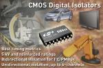 실리콘랩, 업계 최초 6채널 5KV 디지털 아이솔레이터 출시