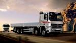 메르세데스-벤츠 트럭, 25톤 '뉴 악트로스 10x4 카고트럭' 출시
