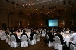 서울과학종합대학원(총장 이남식) aSSIST CEO FORUM 조찬 세미나에서 강연을 경청하고 있는 CEO들의 모습