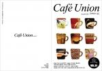 '카페 유니온'(Café Union) 책자 표지