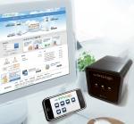 클라우드 기반으로 경제성과 편의성을 높인 '더존 클라우드팩스' 서비스가 출시되었다.