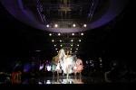 멋진 워킹을 보여주고 있는 대한민국 대표 모델 진희경 (사진제공: 써니플랜)