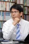한국문단 안희환 이사(시인) (사진제공: 창조문학신문사)