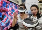 소니코리아, 미래형 홈 시네마 퍼스널 3D 뷰어 'HMZ-T1' 국내 첫 시연