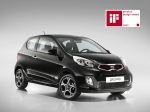 Picanto 3-door wins iF Award