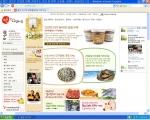 인터넷 쇼핑몰 '꽃피는 아침마을' (www.cconma.com)