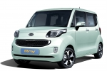 Kia Motors releases images of new compact production vehicle for Korean market